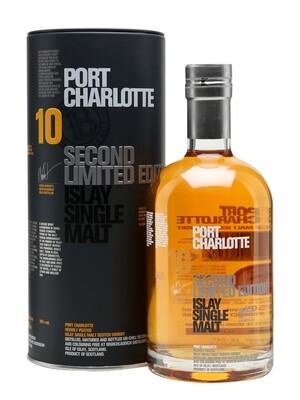 Bruichladdich P.C. 10-Year Scotch Malt Whisky