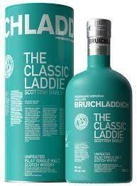 Bruichladdich The Classic Laddie Scottish Barley Scotch Malt Whisky