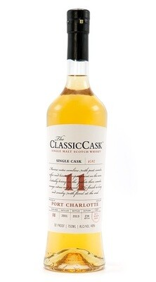 Classic Cask Port Charlotte 2001 Scotch Malt Whisky