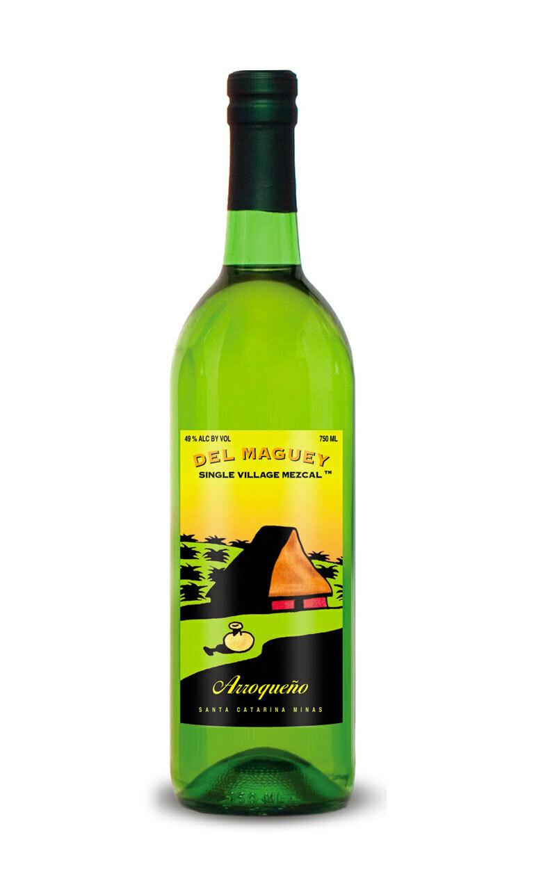 """Del Maguey """"Arroqueno"""" Mezcal - 750 mL"""