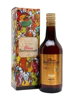 Barbancourt 15 Year-Old