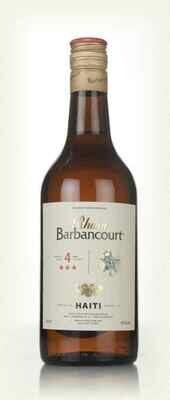 Barbancourt 3 Star (4 year-old)