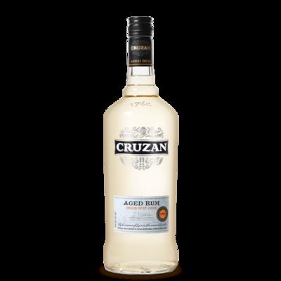 Cruzan Aged Light Rum 1.0L