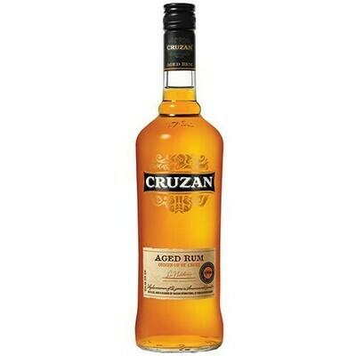 Cruzan Aged Dark Rum 1.0L