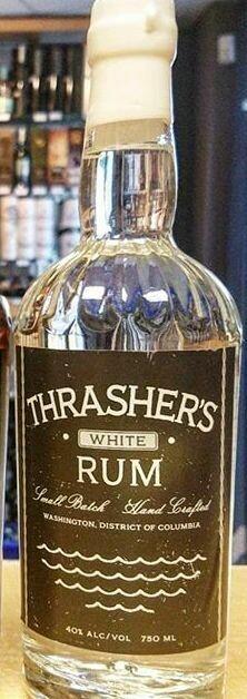 Thrasher's White Rum - 750ml