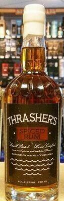Thrasher's Spiced Rum - 750ml