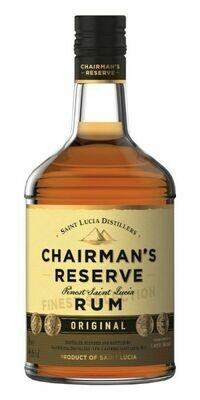 Chairman's Reserve Rum - 750 ml