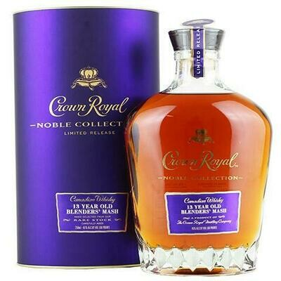 Crown Royal 13 Yr-old Blender's Mash Whisky 750 ml