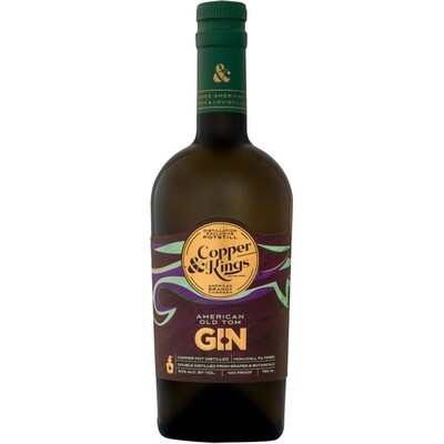 "Copper & Kings ""Old Tom"" Gin - 750 ml"