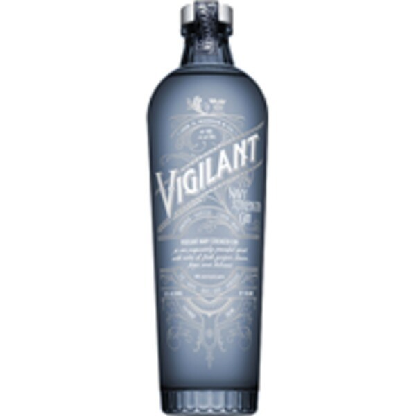"Joseph A. Magnus ""Vigilant"" Navy Strength Gin - 750ml"
