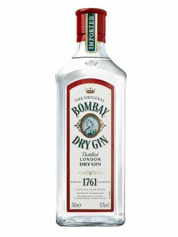 Bombay Dry Gin 750 mL