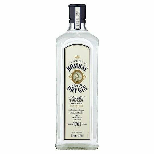 Bombay Dry Gin 1L