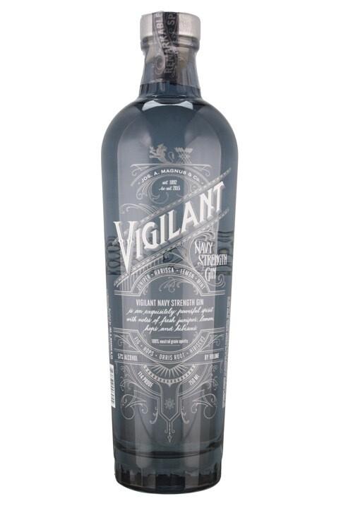 "Joseph A. Magnus ""Vigilant"" Gin - 750ml"