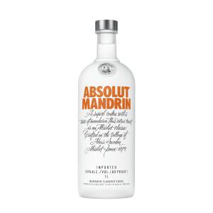 Absolut Mandrin Vodka 1.0L