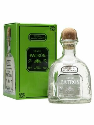 Patron Silver Tequila - 750ml