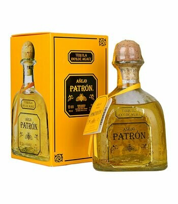Patron Añejo Tequila - 750ml