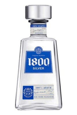 1800 Silver Tequilla - 750ml