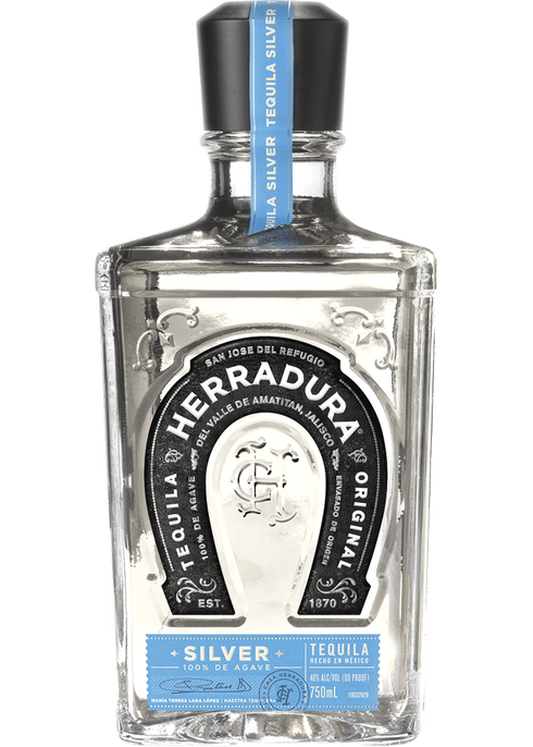 Herradura Silver Tequila - 750ml