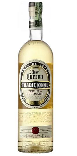 """Jose Cuervo """"Tradicional"""" Reposado Tequila - 750ml"""