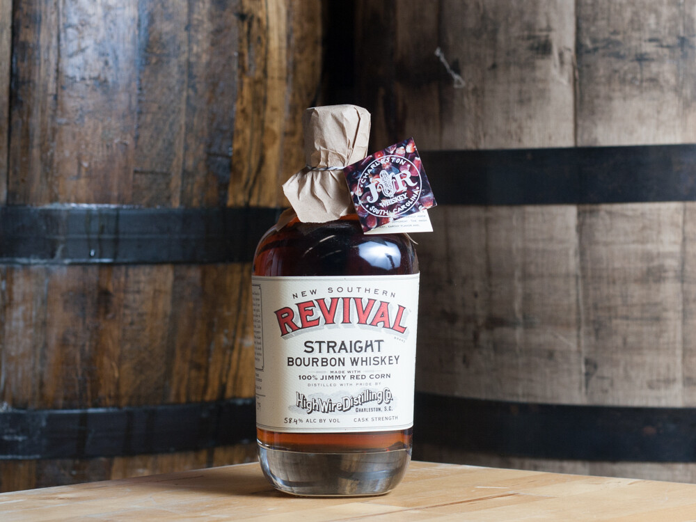 High Wire Jimmy Red (Jack Rose Single Barrel)