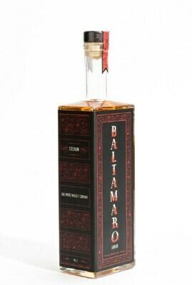 The Baltimore Whiskey Company Baltamaro Fernet Amaro