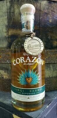 Corazon Reposado Blanton's Barrel