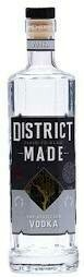 """One Eight Distilling """"District-Made"""" Vodka"""