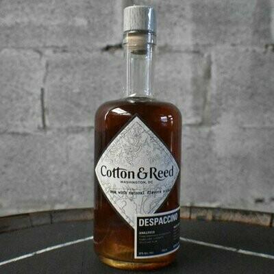 Cotton & Reed Despaccino Rum - 750ml