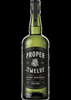 Proper Twelve Irish Whiskey- 750ml