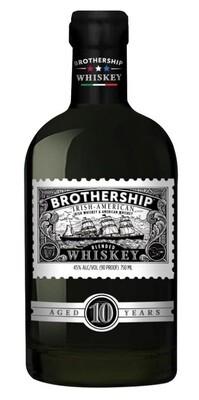 Brothership Irish-American Whiskey 10-yr