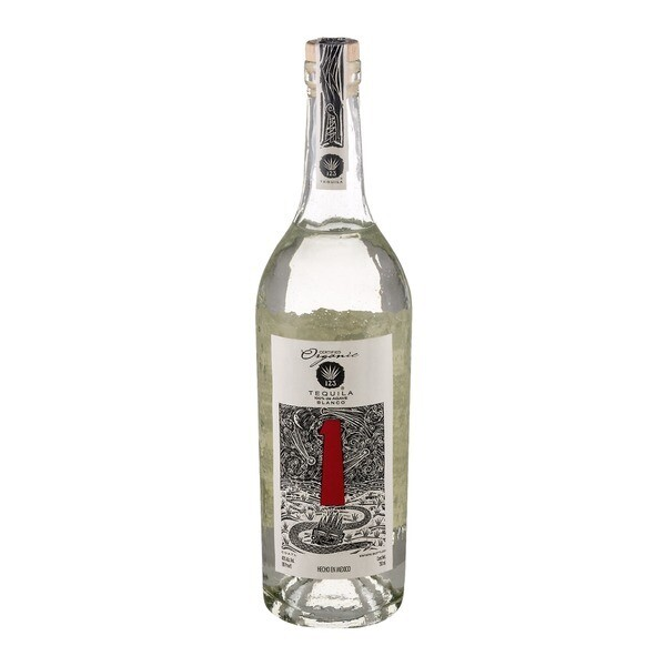 "123 ""1"" Blanco Tequila - 750ml"