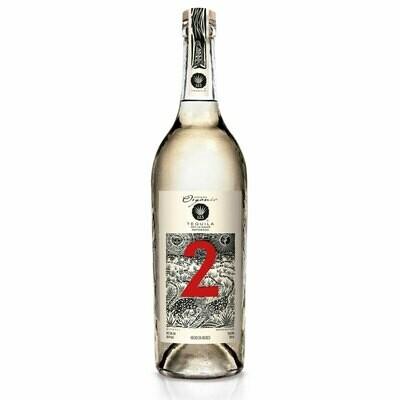 """123 """"2"""" Reposado Tequila - 750ml"""