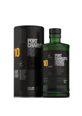 Bruichladdich, Port Charlotte PC10 Heavily Peated Scotch Malt Whisky