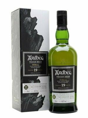 """Ardbeg """"Traigh Bhan"""" 19-yr Scotch Malt Whisky (Batch 2)"""