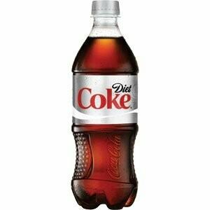 Diet Coca Cola 20oz
