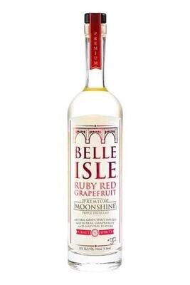 Belle Isle Ruby Red Grapefruit Moonshine - 750ml