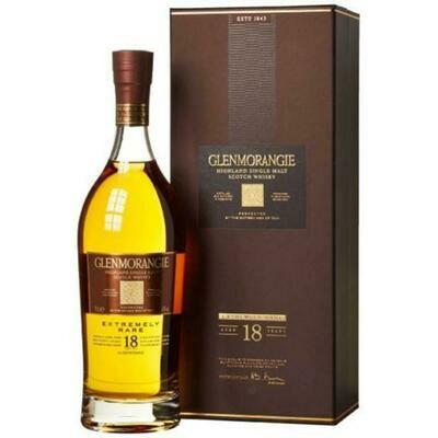 Glenmorangie 18-yr Scotch Malt Whisky