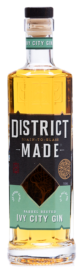 """One Eight """"Ivy City"""" Barrel-Rested Gin - 750ml"""