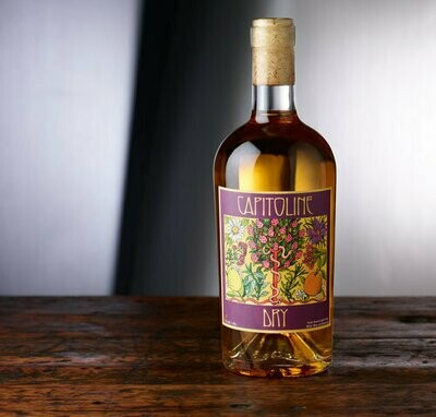New Columbia Distillers Capitoline Dry Vermouth - 750ml