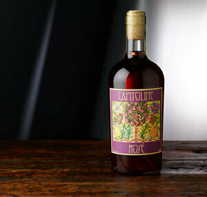 New Columbia Distillers Capitoline Rose Vermouth - 750ml