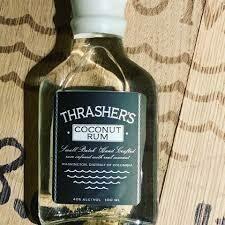 Thrasher's Coconut Rum - 750ml