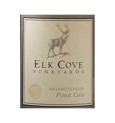 Elk Cove Pinot Gris 2019