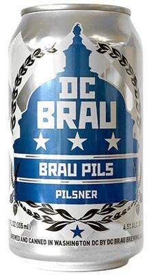 DC Brau Pils 6-pack
