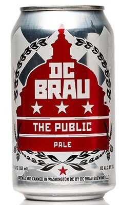 DC Brau The Public 6-pack