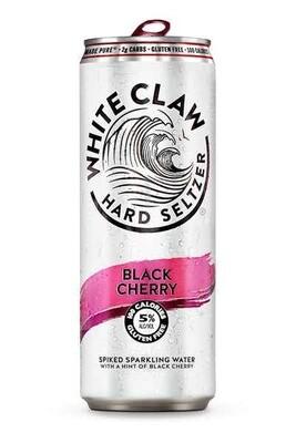 White Claw Black Cherry 12-pk