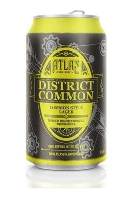 Atlas District Common 6pack Cans
