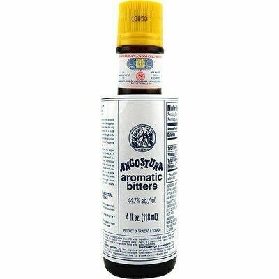 Angostura Aromatic Bitters - 4oz