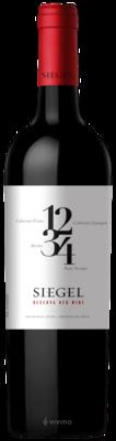 Siegel 1234 Reserva Red Blend 2018