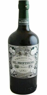 Vermouth Del Professore Classico (Bianco) - 750ml