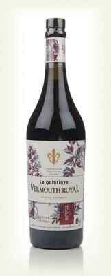 La Quintinye Royal Vermouth Rouge